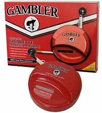 Gambler Red King Size Cigarette Machine