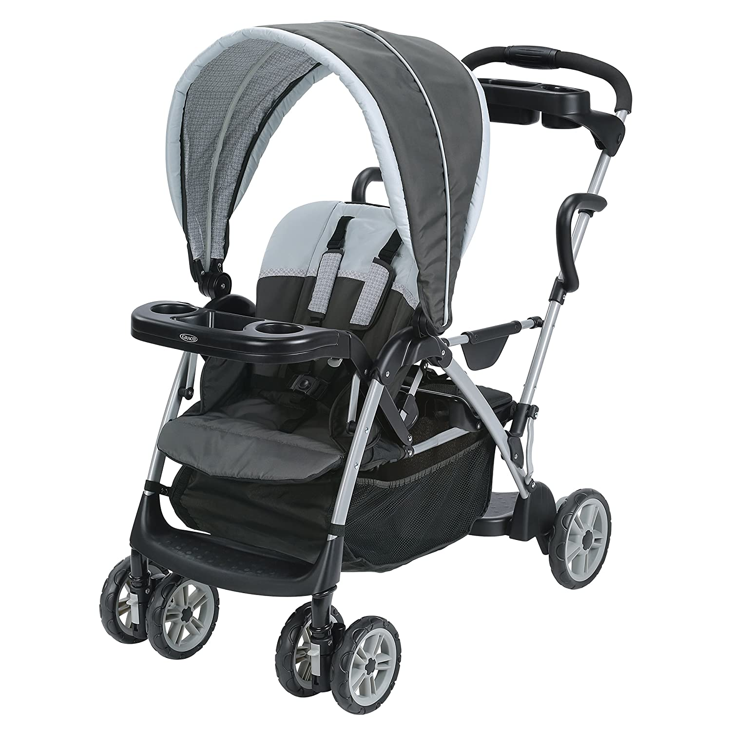 Graco Sit and Stand Stroller, Gotham