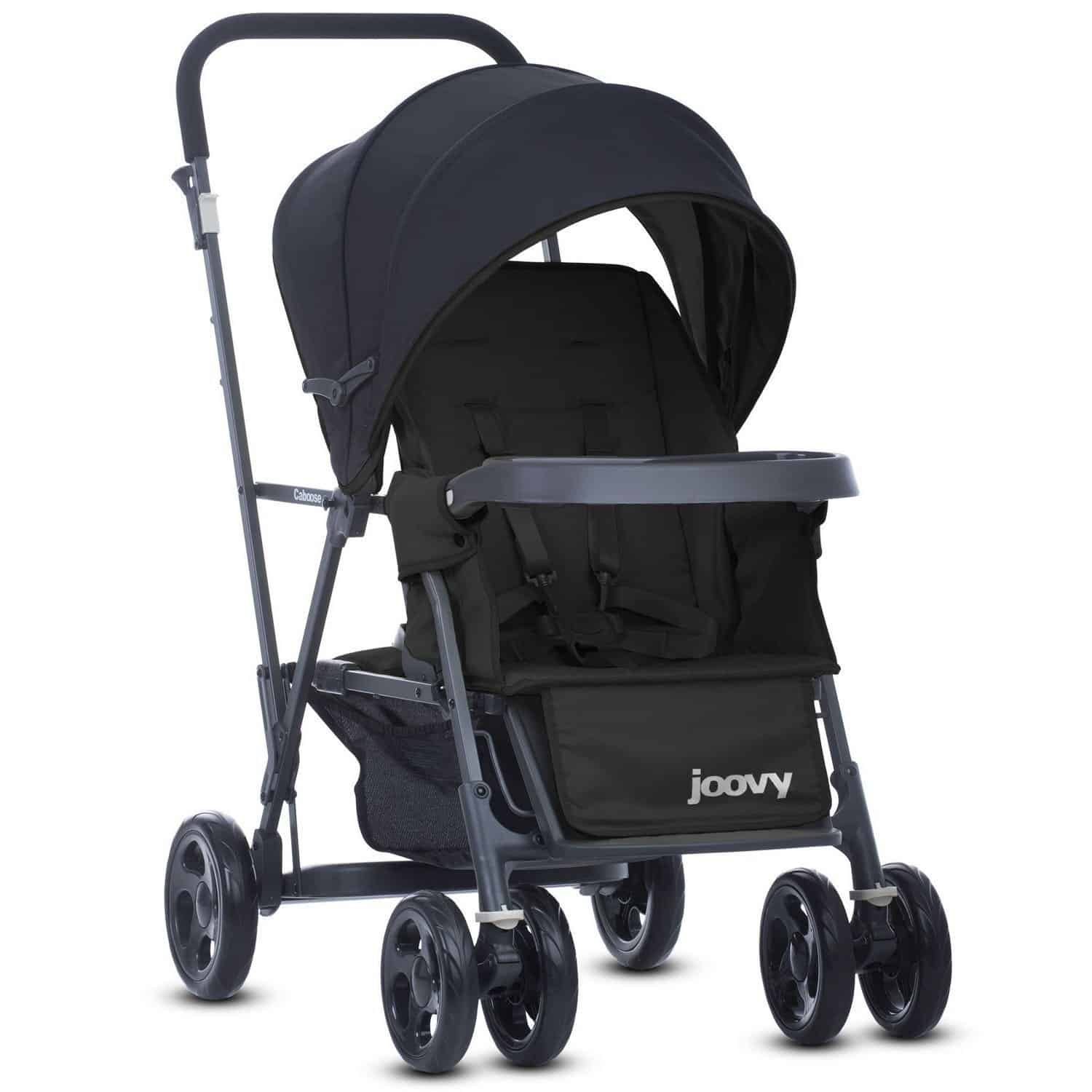 Joovy Caboose Graphite Sit and Stand Stroller