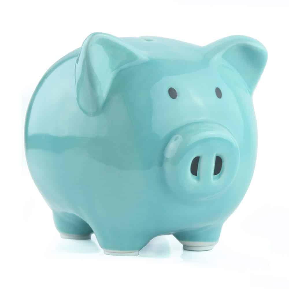 KOHIENWO Classic Piggy Bank
