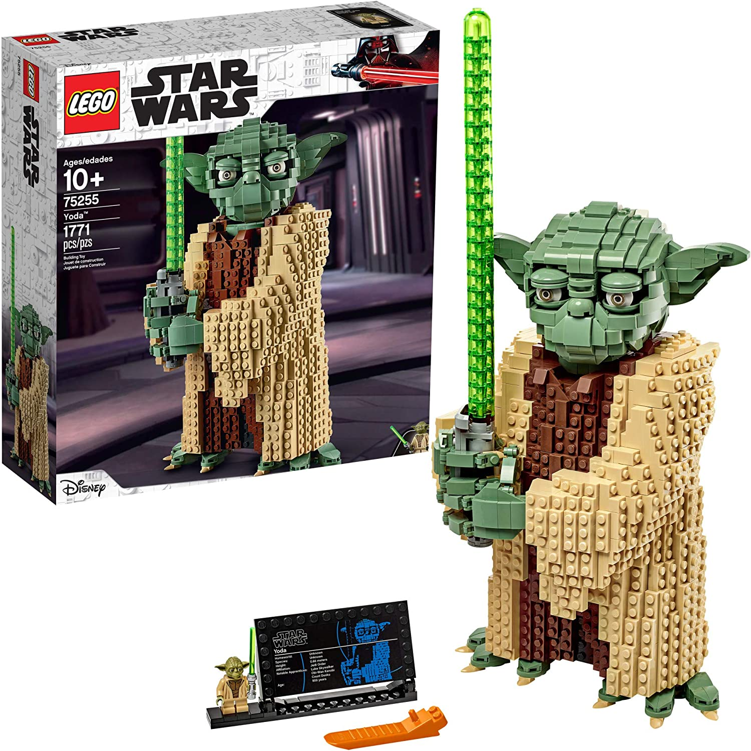 LEGO Star Wars - Attack of the Clones Yoda