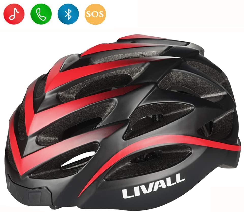 LIVALL BH62 Smart Bling Bike Helmet with Lights