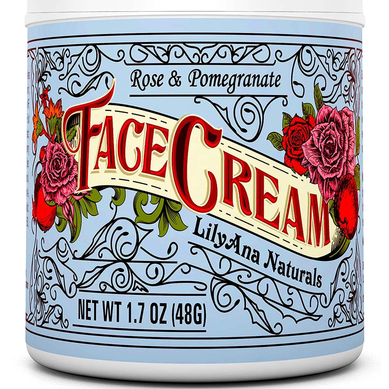 LilyAna Naturals Face Cream Moisturizer