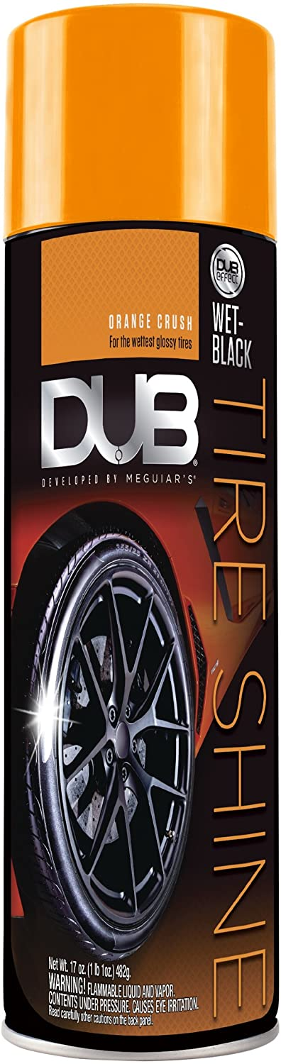 Megular's DUB U1319 Tire Shine Spray