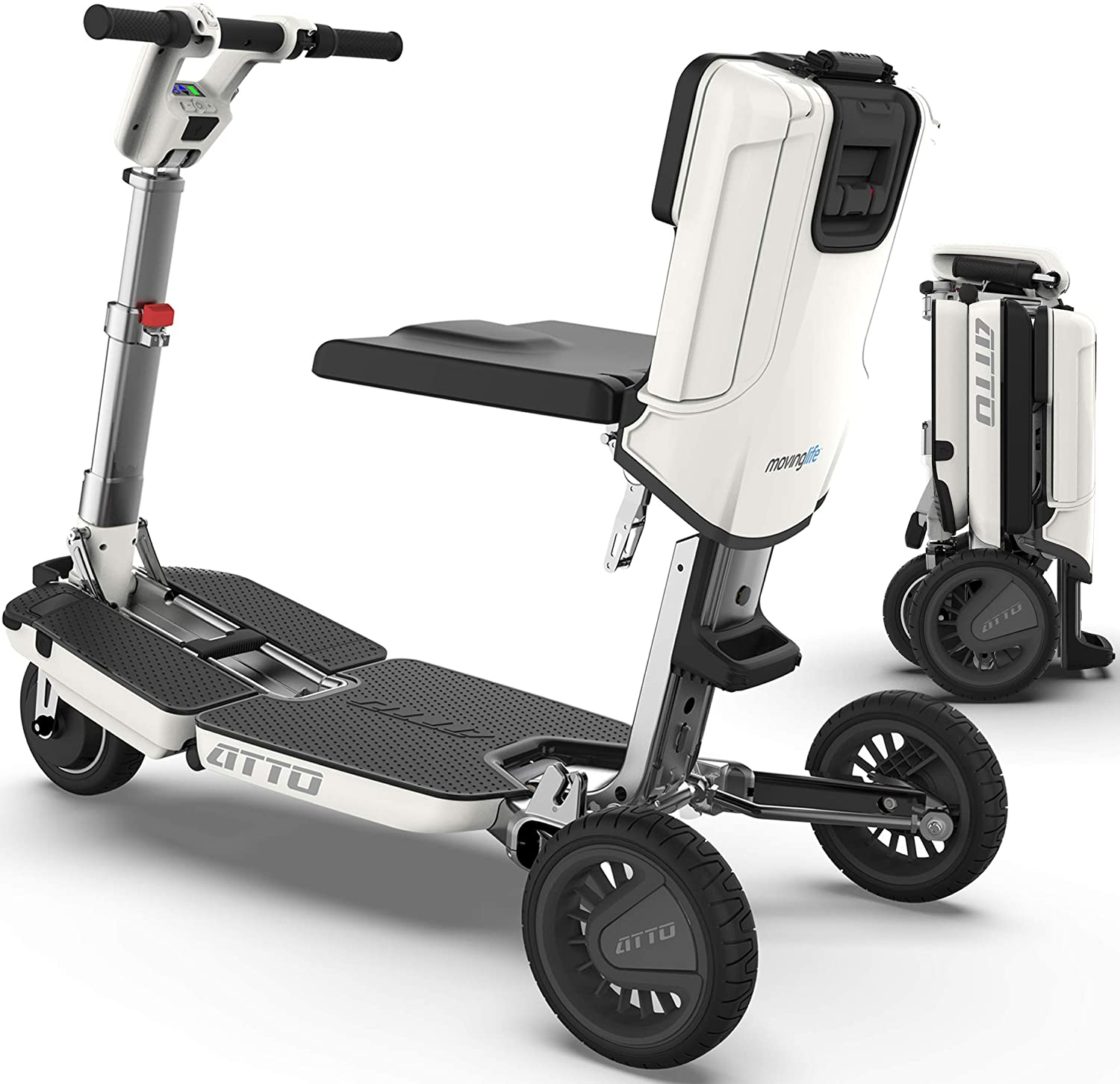 Moving Life ATTO Three-Wheel Mobility Scooter