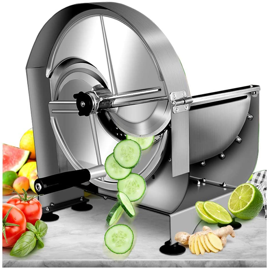 Newtry Commercial Vegetable Shredder