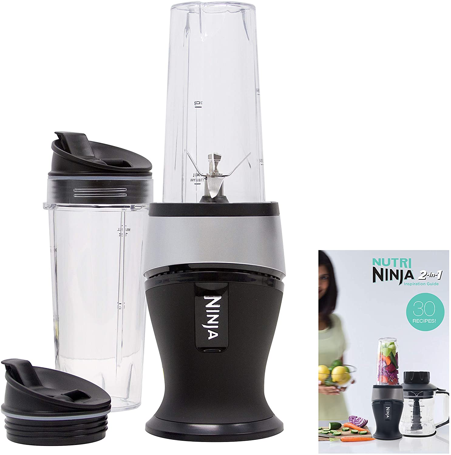 Ninja Personal Blender for Shakes, Smoothies, and Food Prep