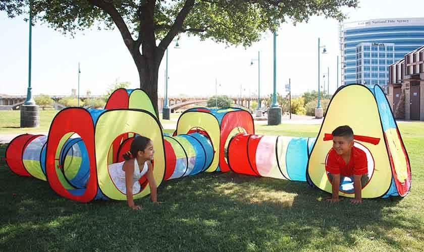 Pop-Up Tents for Kids