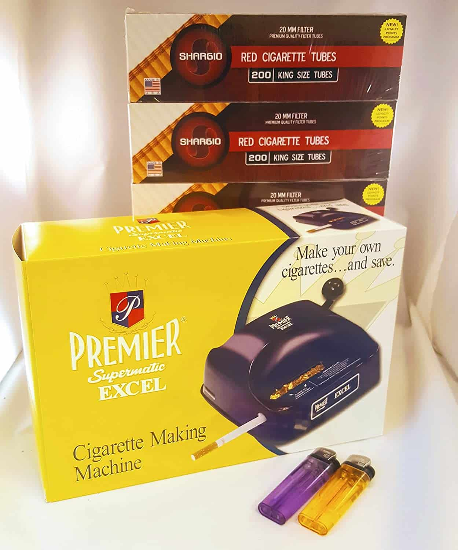 Premier Excel Cigarette Rolling Machine