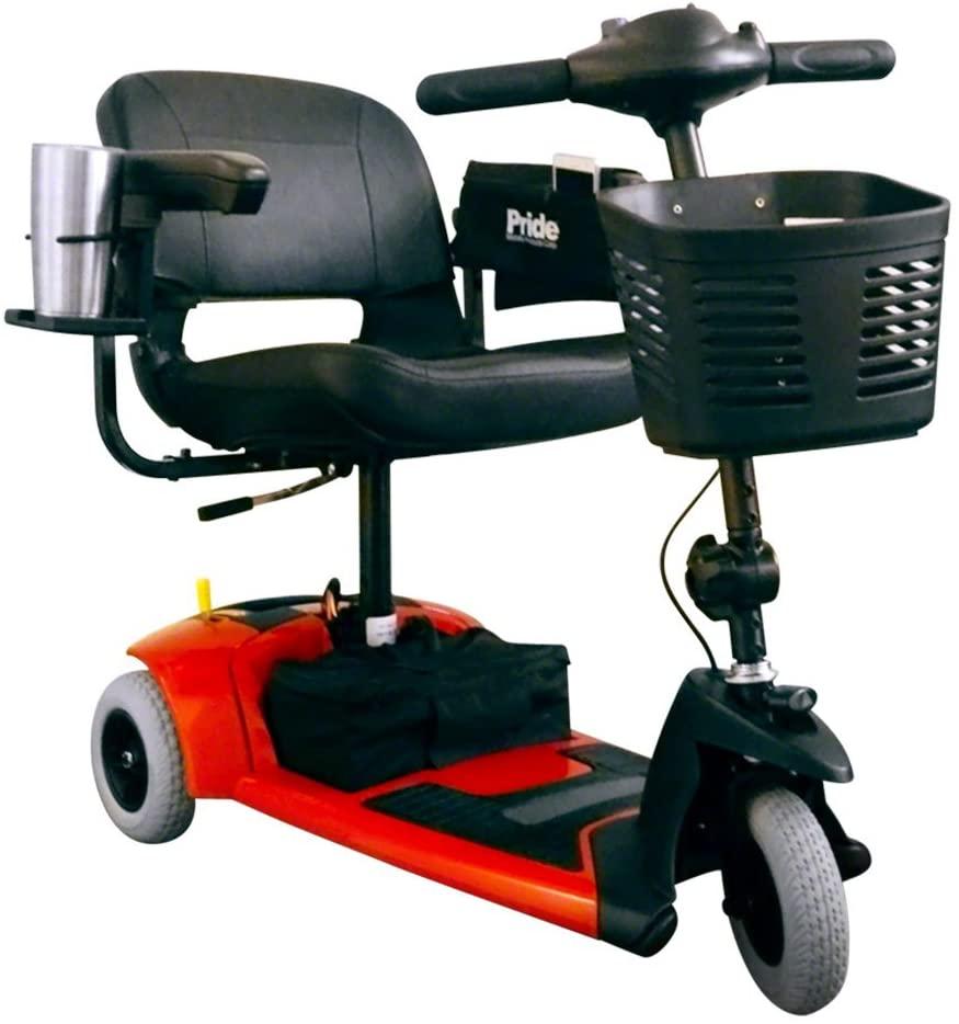 Pride Travel Pro Premium 3-Wheel Mobility Scooter