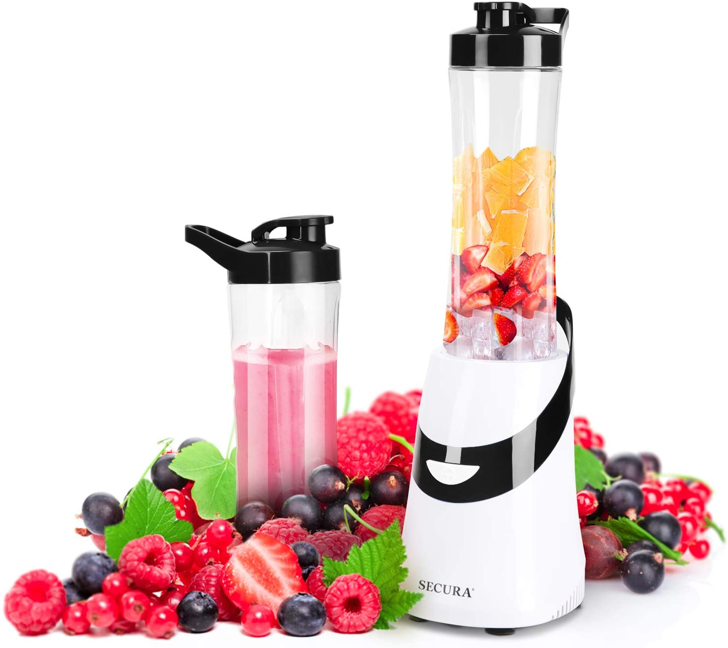 Secura Personal Blender for Shakes and Smoothies