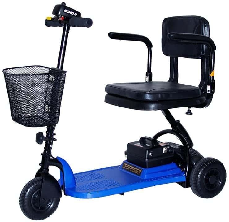 Shoprider Echo Three-Wheel Scooter