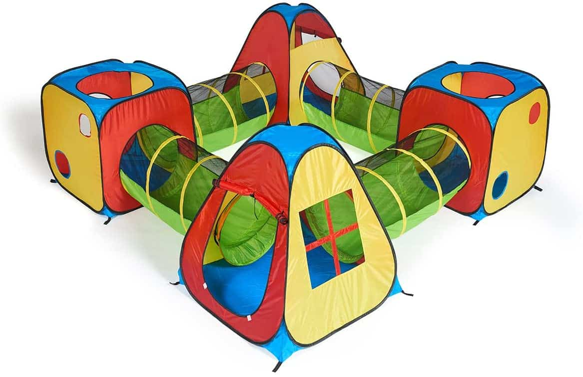 UTEX Pop-Up Kids Play Tent
