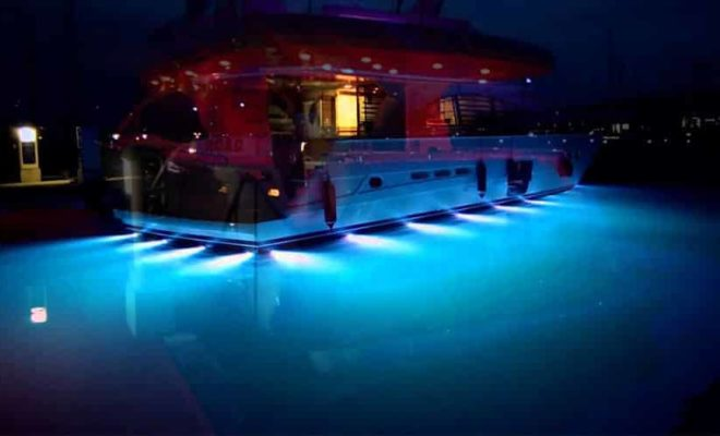 Underwater LED Lights