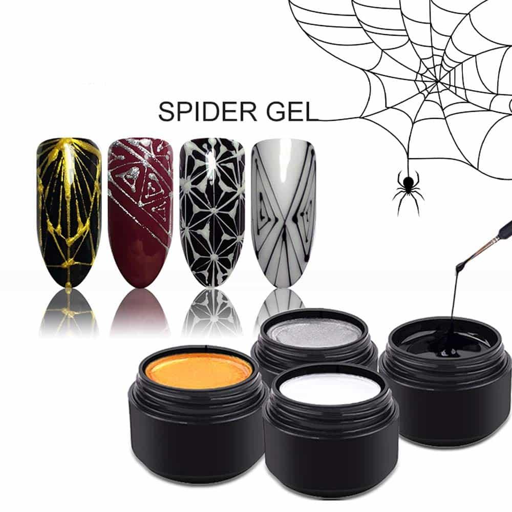 Vonrui Spider Gel Nail Art Line