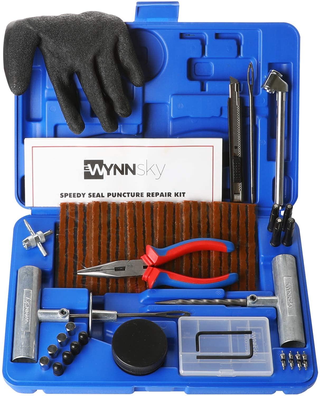 WYNNsky Universal Tire Repair Kit