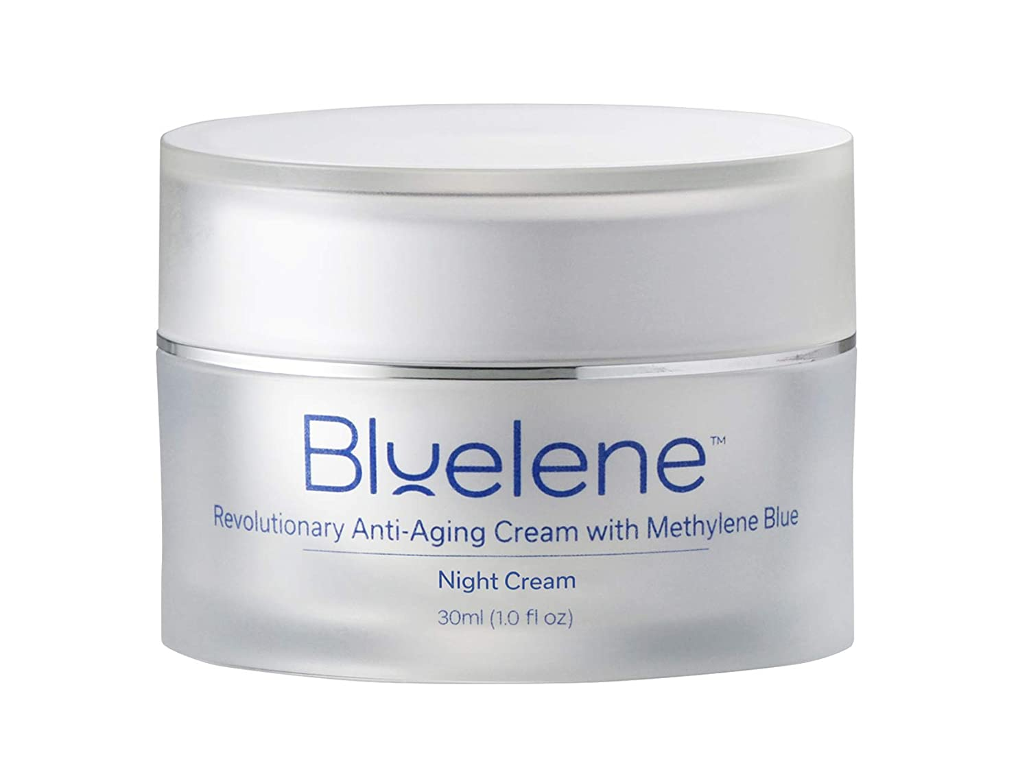 Bluelene Revolutionary Anti-Wrinkle Face Cream with Methylene Blue (30 ml)