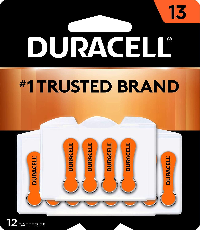 Duracell - Hearing Aid Batteries