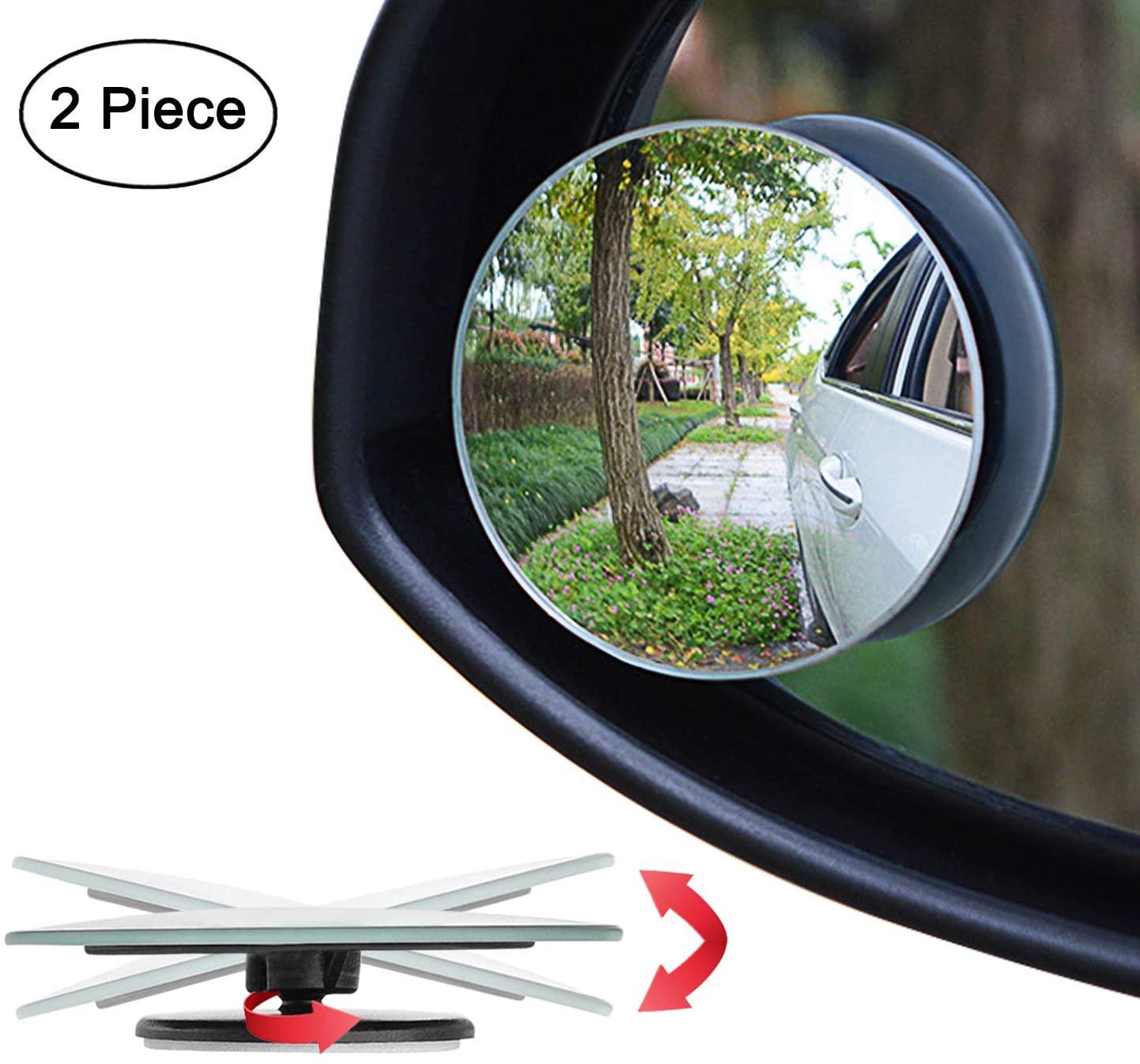 HD Glass Blind Spot Mirror