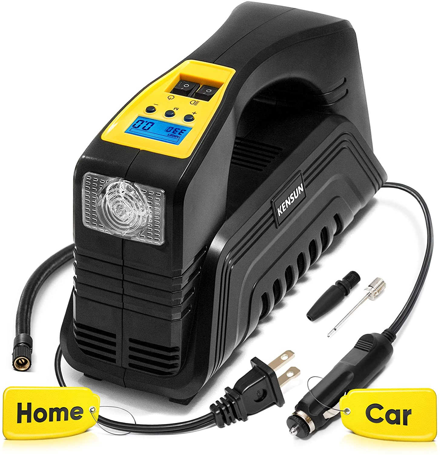Kensun Digital Tire Inflator