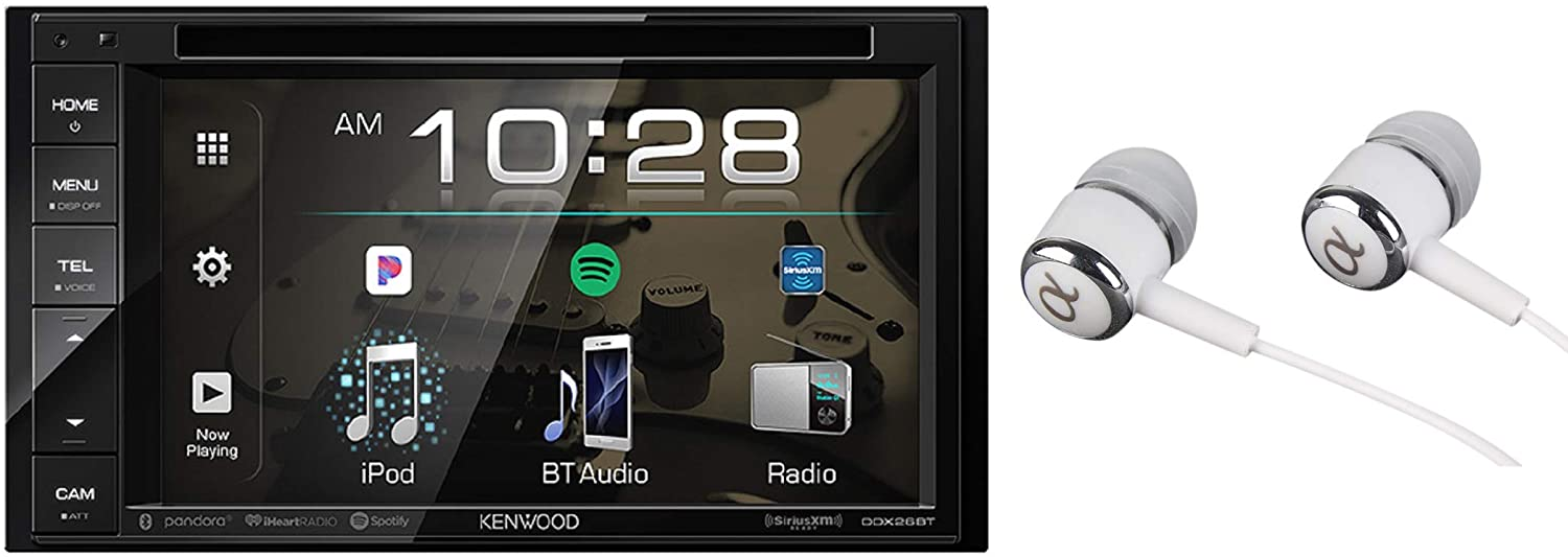 Kenwood 6.2 Double Din