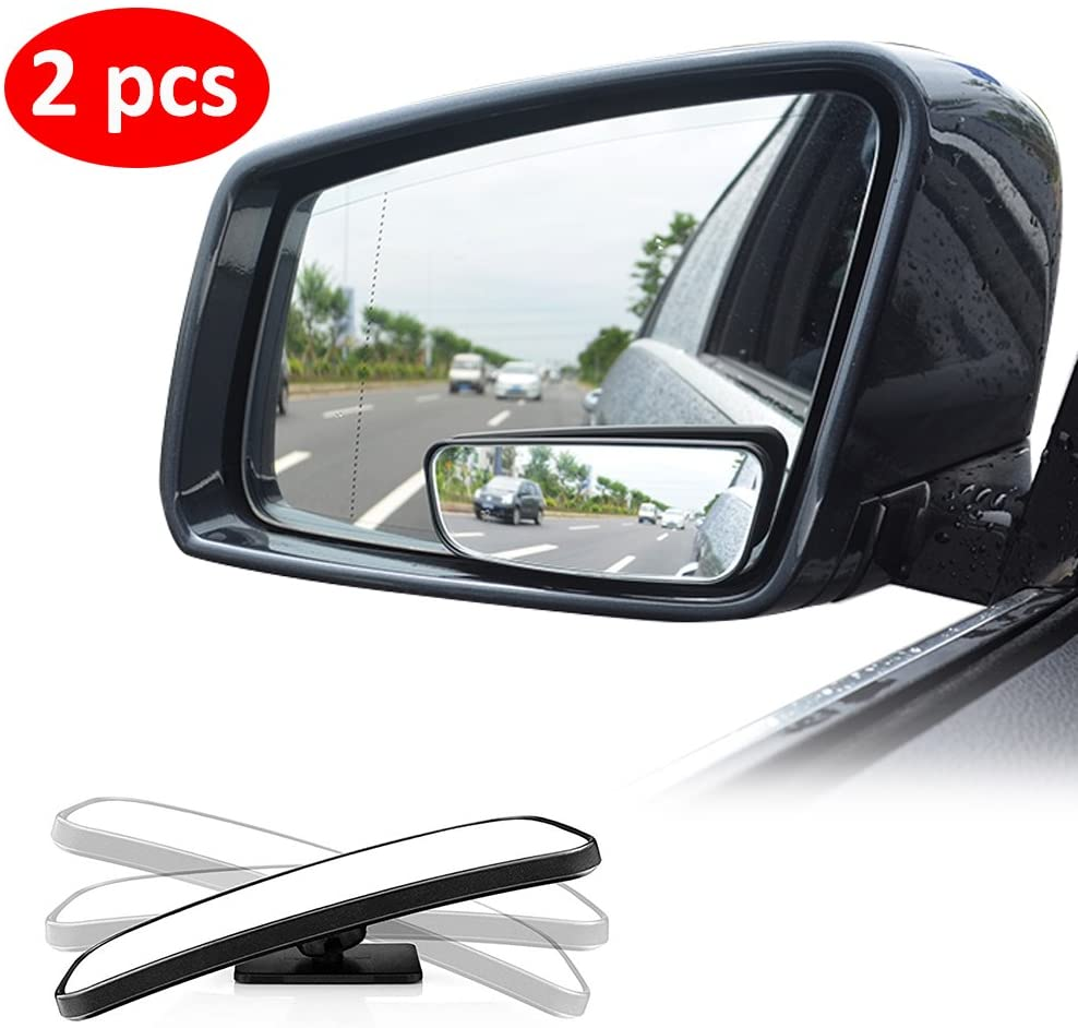 LIBERRWAY Adjustable Blind Spot Mirrors