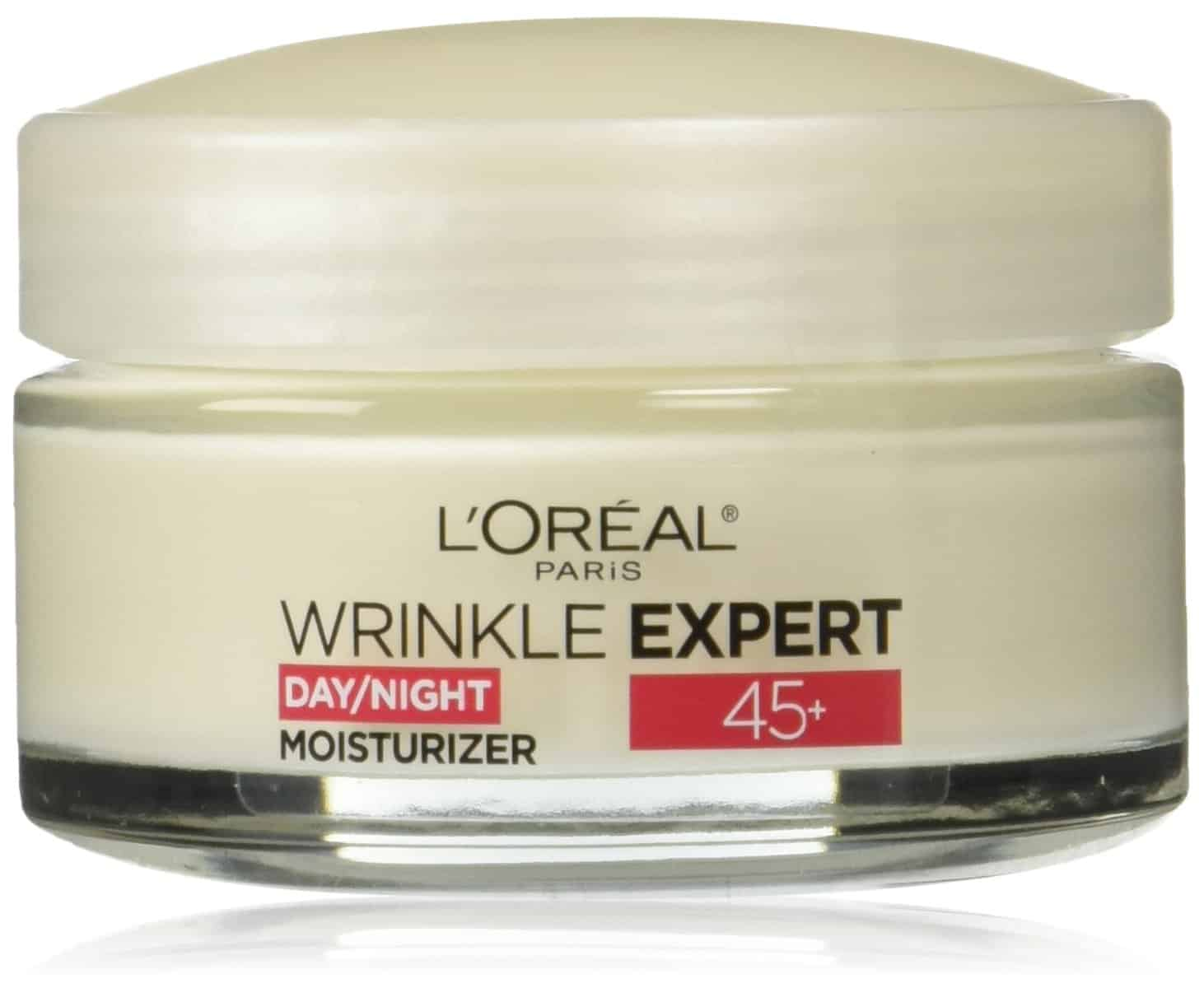L'Oréal Paris Skincare Wrinkle Expert 45+ Anti-Aging Face Moisturizer with Retino-Peptide