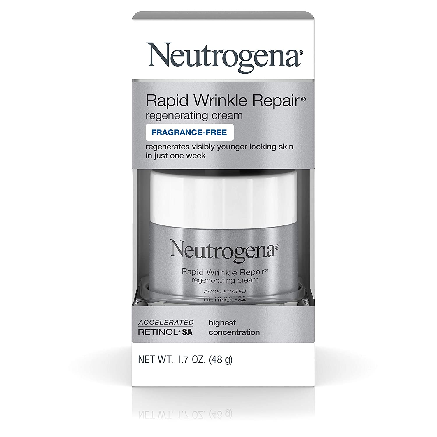 Neutrogena Rapid Wrinkle Repair and Regenerating Cream