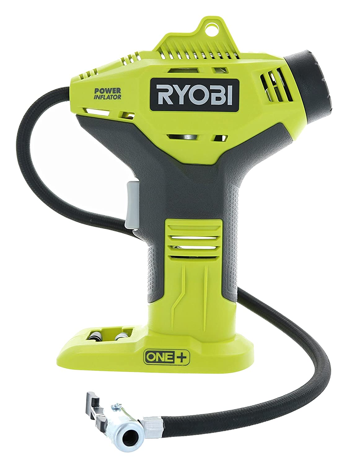 Ryobi Portable Cordless Power Inflator for Tires