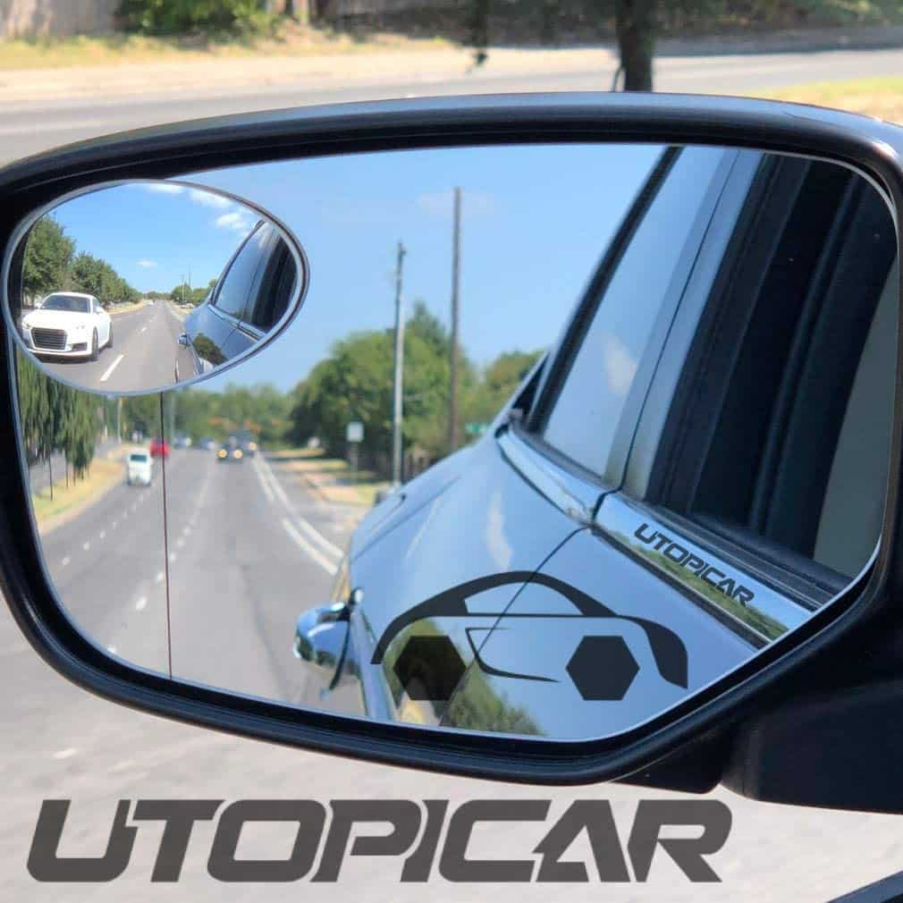 Utopical New Blind Spot Mirrors