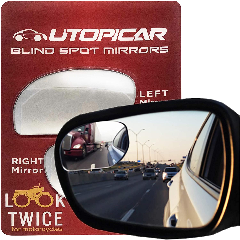 Utopical Unique Design Blind Spot Mirror