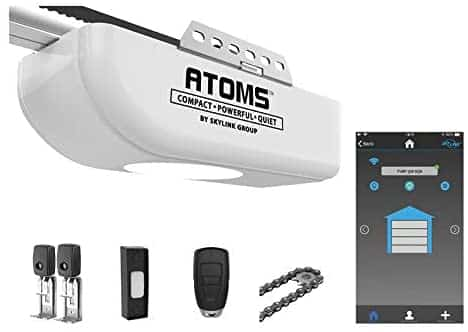 Atoms ATR-1611W 1.2 HPF Garage Door Opener by Skylink