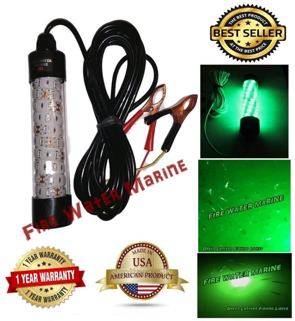 12V LED Submersible Light
