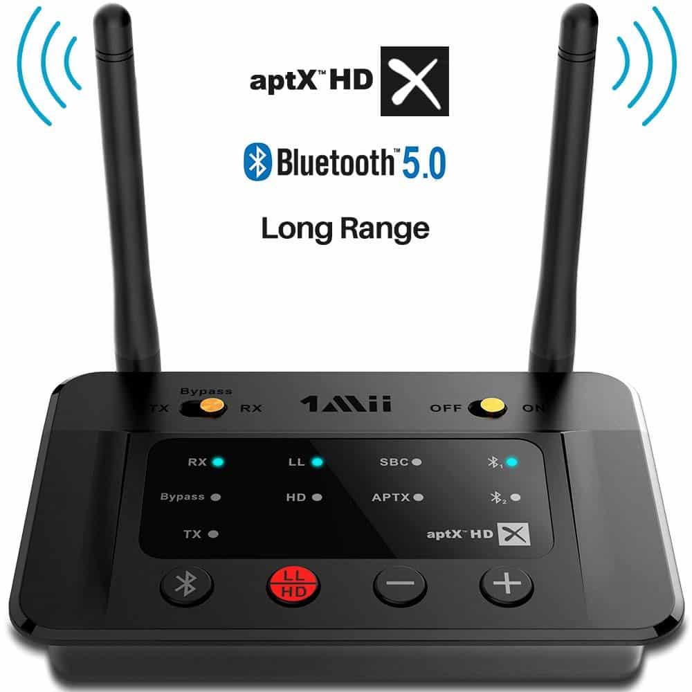 1Mii Long Range Bluetooth Transmitter Receiver