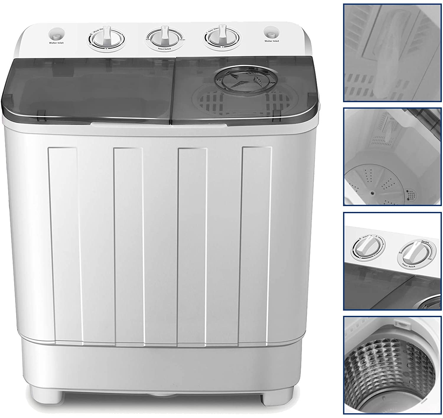 4-EVER mini Washing Machine
