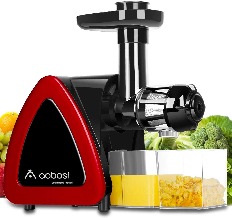 AAOBOSI Cold Press Juicer