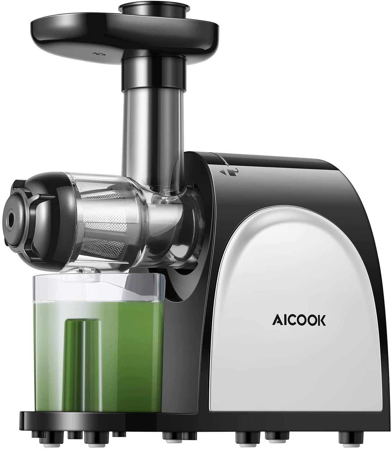 AICOOK Cold Press Juicer