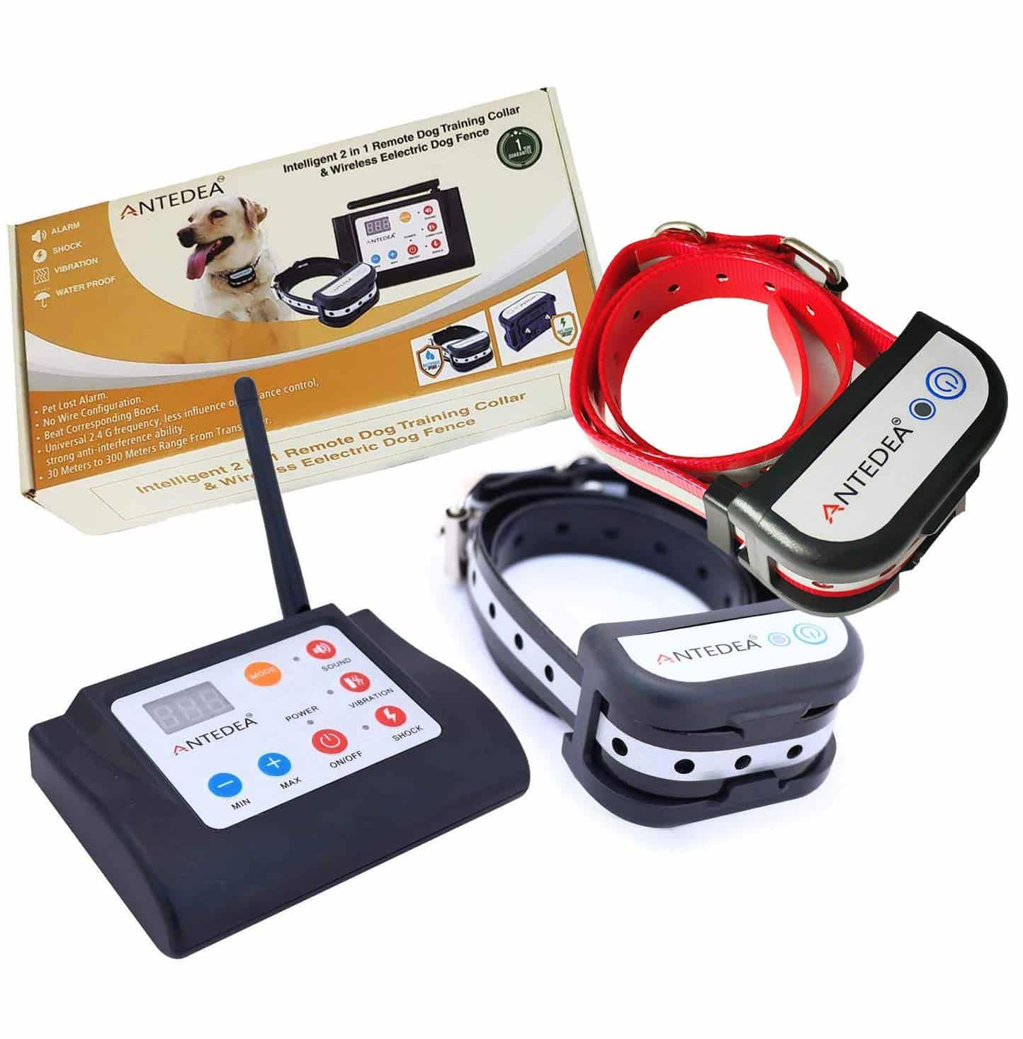 ANTEDEA Wireless Dog Fence