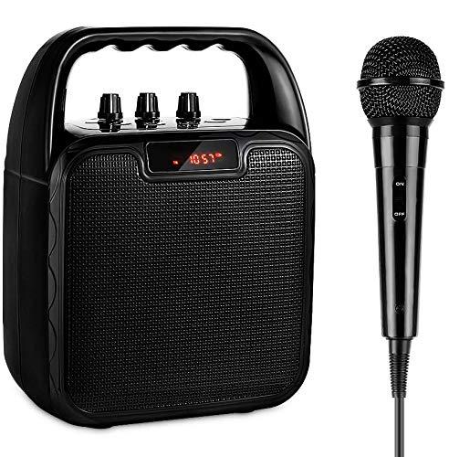 ARCHEER PA Speaker and Karaoke Machine Voice Amplifier