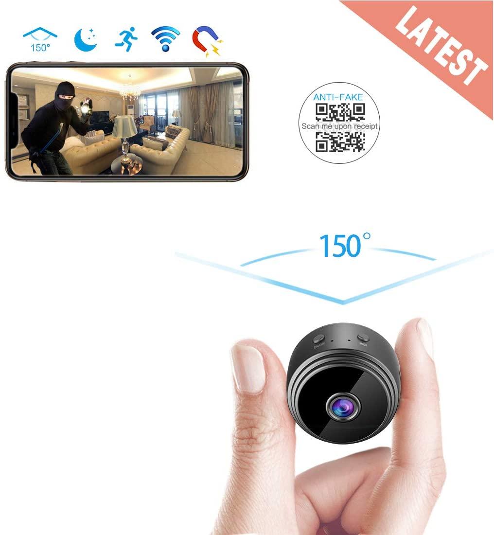 AREBI A10 Plus 2020 Hidden Spy Camera