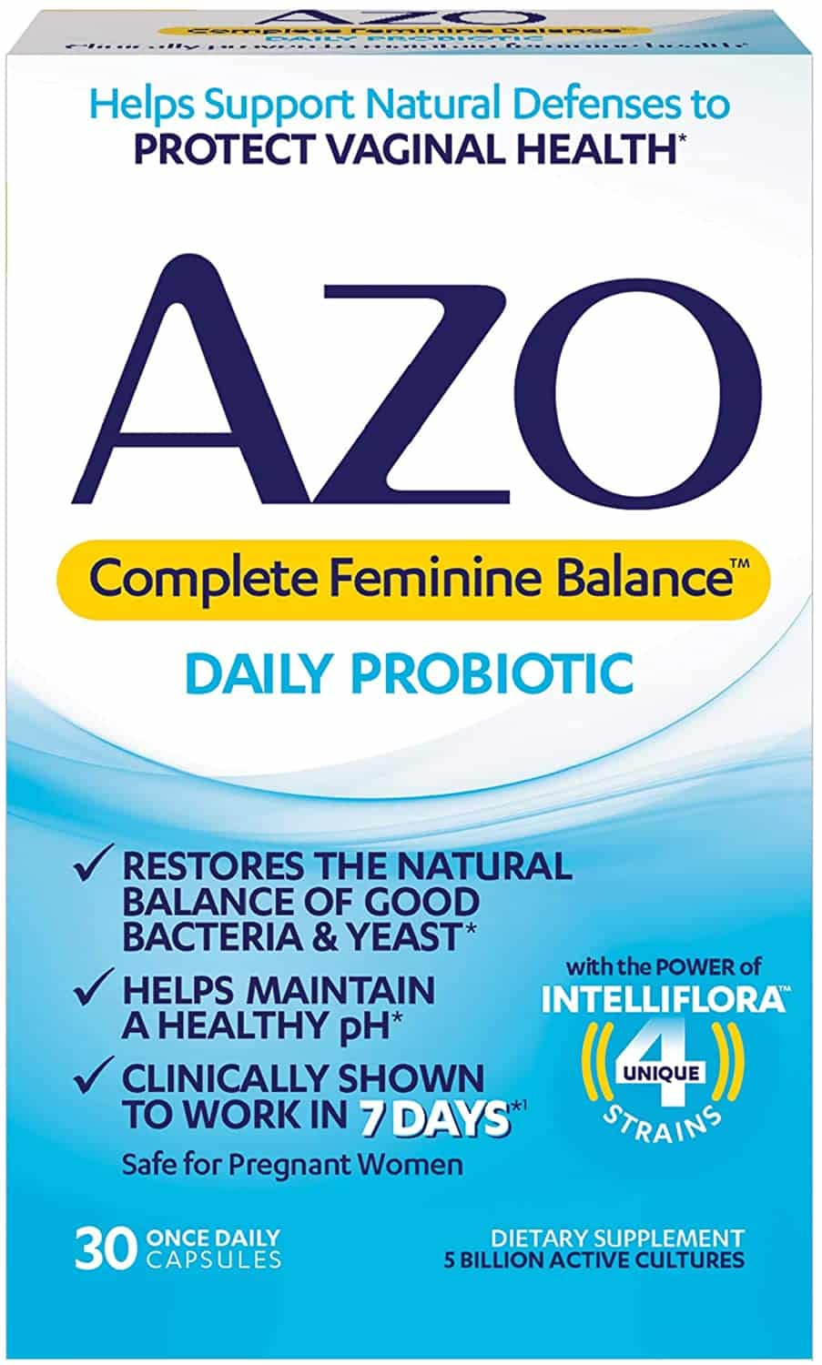 AZO Probiotics Supplement