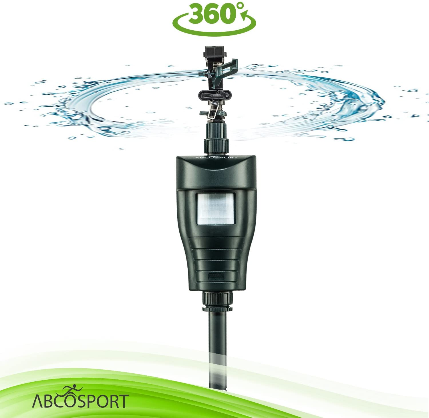 Abco Tech Motions Sensor Sprinkler