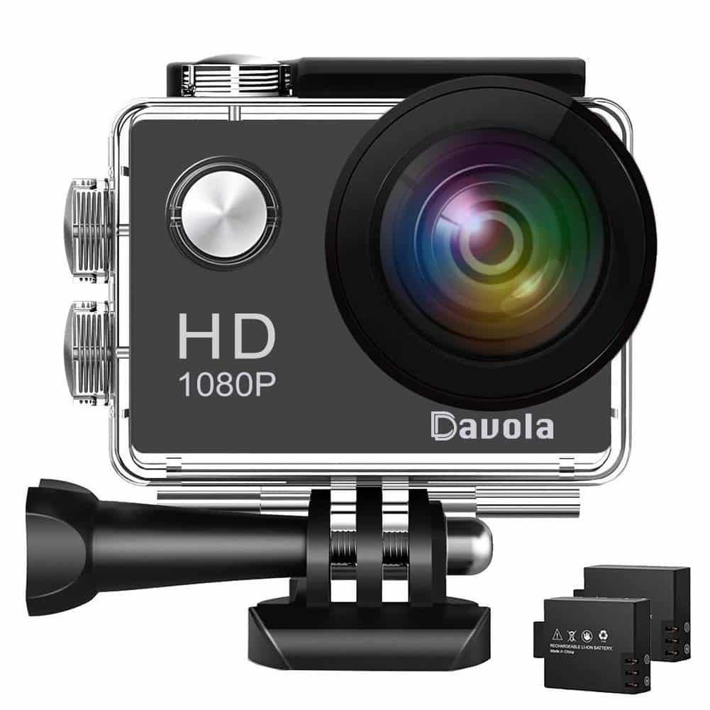 Action Camera Davola 1080P