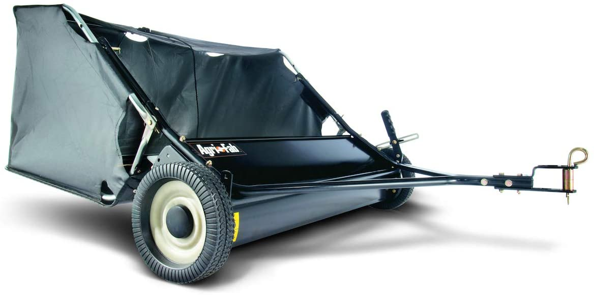 Agri-Fab Tow 45-0320 Black Lawn Sweeper