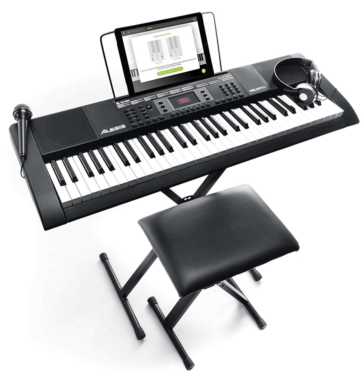 Alesis Melody 61 MKII61 Key Portable Keyboard