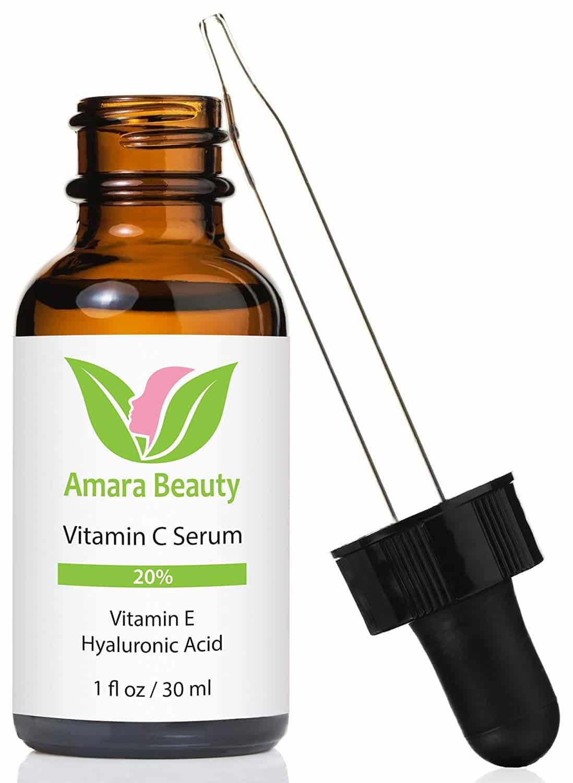 Amara Beauty Vitamin C Serum for Face