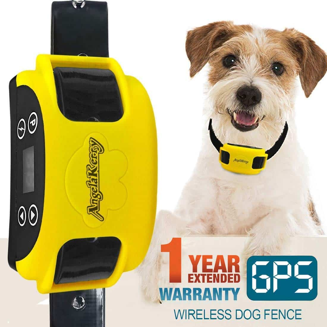 AngelaKerry Wireless Dog Fence System