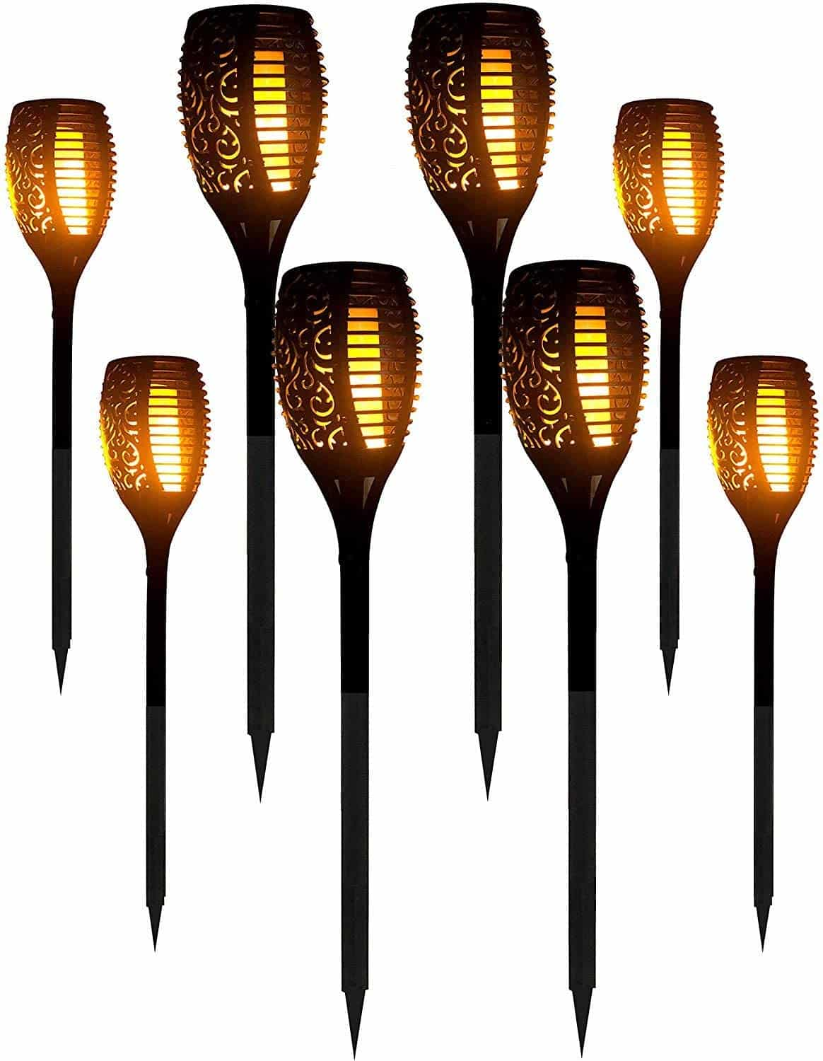 Antonio Cabrera Home Collection LED Flame light