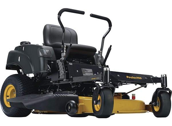 Poulan Pro P46ZX Riding Lawn Mower