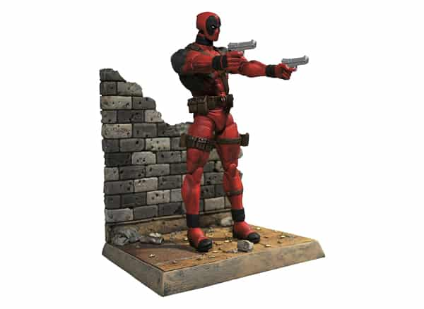 Diamond Select Toys Deadpool Action Figure